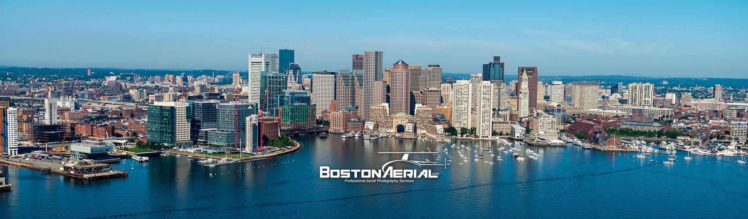 boston aerial photographer